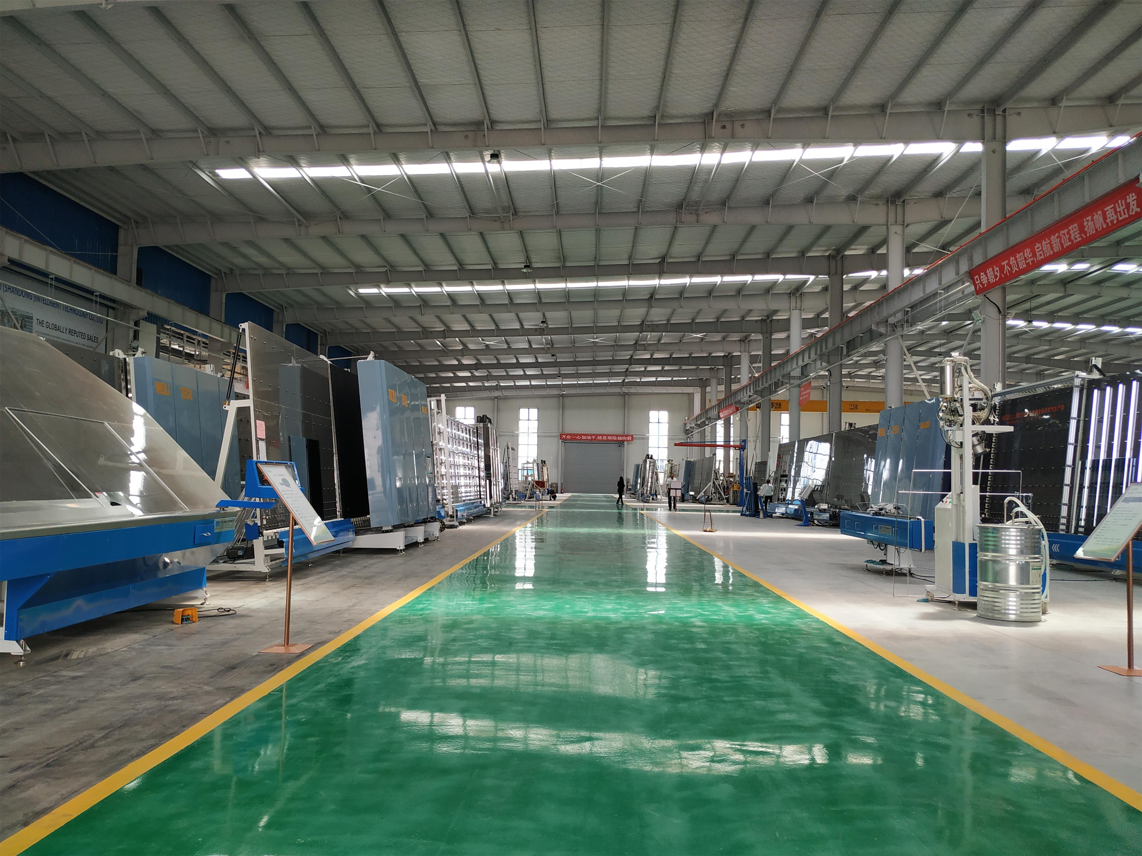 Insulating Glass Equipment Double Glass Machine