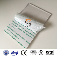 100% bayer Material Polycarbonat frosted Blatt mit UV-Blockierung