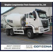 Компания sinotruk 6х4 Хаохань специальный Смеситель топливного бака грузовик