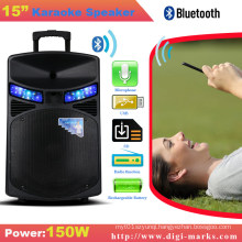 New Products Multi-Function Stereo Bluetooth Speaker with Rechargeable Battery