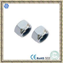 Écrou de verrouillage d'insertion en nylon DIN985, écrou en nylon