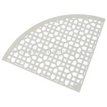parte superior de tabela de alumínio da carcaça de areia, tabela do metal, peça da mobília