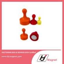 2016 Magnetic Push Nail/Push Pin Magnets/Custom Magnetic Push Pin