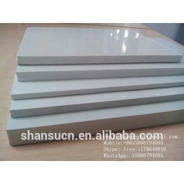 CARTE DE FOAM DE PVC / CELUKA BOARD 4 * 8 'PVC BOARD