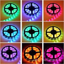 Tira de LED RGB impermeable SMD LED