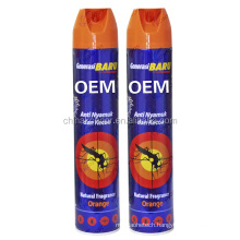 Pest Control OEM& ODM Aerosol Insect Killer Spray For Killing Cockroach/Mosquito