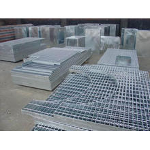 Solid Reputation Warehouse Steel Casting Grating Irregular Steel Grating