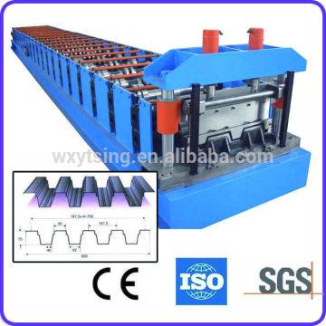 Paso CE y ISO Autenticación YTSING-YD-0091 Rodillo que forma la máquina del piso de la cubierta