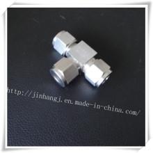Кованый стальной тройник с двойным кольцом высокого давления