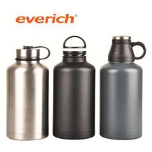 2015 Everich a prueba de fugas doble pared de acero inoxidable rosca de cerveza