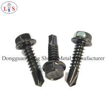 Ss 410 Tek Screw Hexagon Head Self-Drilling Screw