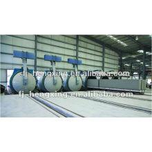 AAC Autoclave areated blocos de concreto blocos de linha de produção de blocos de blocos