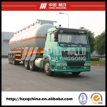 Caminhão-tanque químico (HZZ9405GHY) com alto desempenho