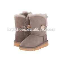 2016 botas de inverno sapatos longos para meninas