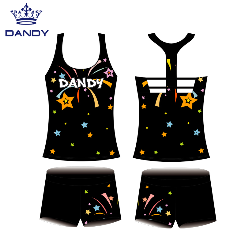 cheer practice wear ideas