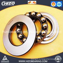 Rodamiento de estructura de bola de empuje de material de acero inoxidable (51218)