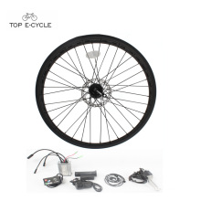 1000W strong power easy assemble fat tire electric bicycle kit