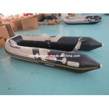 Neue Farbe 3.2m aufblasbare Sportboot Fischerboot