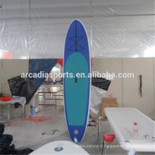 Panneaux gonflables gonflables de palette de SUP de planche de surf gonflable de palette