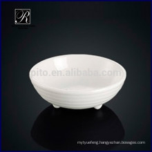 P&T chaozhou porcelain factory saucer dish snack dish