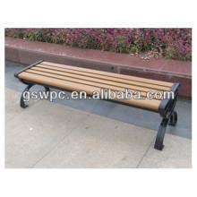 Silla de descanso de alta calidad WPC / asiento de descanso WPC