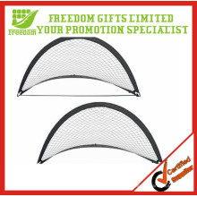Lightweight Pop up collapsible Soccer Goals 4 Feet with 1 Carrying Bags