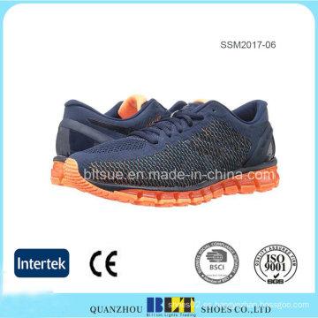 Las zapatillas deportivas al por mayor más nuevas del diseño del estilo para el hombre