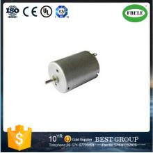 Meilleure vente petit volume 3700rpm 4.5V DC Micro Motor pour actionneur de serrure de porte (FBELE)