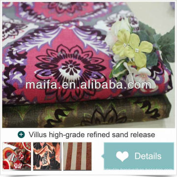 Shaoxing fabric for upholstery fabric tiger print