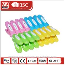 Clips en plastique pour vêtements / petits vetements chevilles / vêtements en plastique clips (16 pièces)