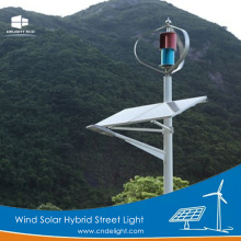 DELIGHT Wind et Solar Hybrid Street Light