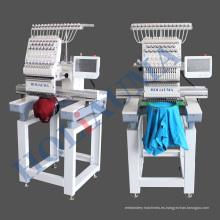 Nueva multifunción 15 agujas de máquina de bordar de una cabeza