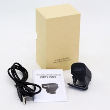 Mini tragbarer Bluetooth Google Barcode Scanner 2D