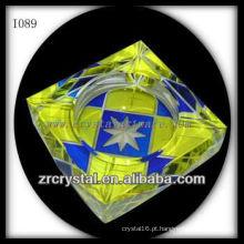 K9 Cinzeiro de Cristal Impresso Cor I089
