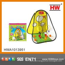 De boa qualidade indoor jogo jogo dobramento bebê tenda bolas