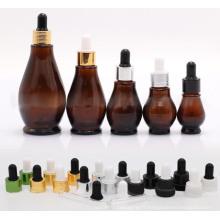 Nouveau Bouteilles en verre cosmétique contenant des cosmétiques (NBG07)