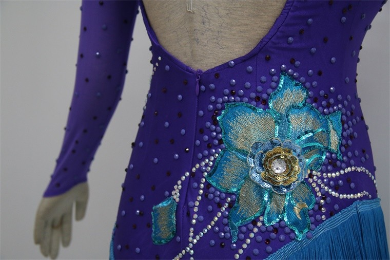 Competition Dance Costumes For Ladies