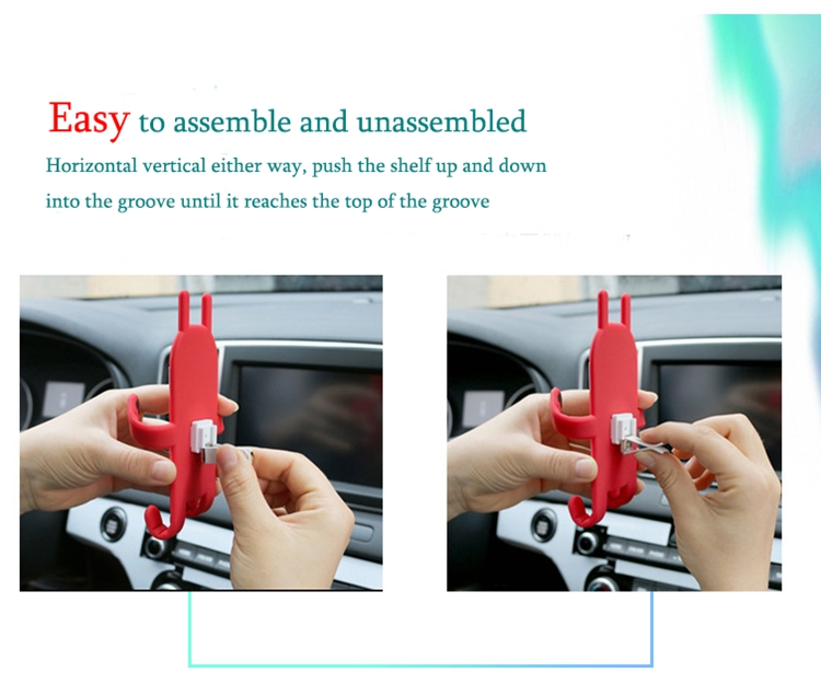 siliconecar phone holder