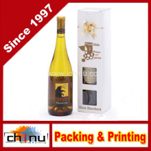 Soem-kundengebundene neue Entwurfs-Wein-Papiertüte (2326)