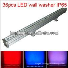 36pcs LED Wand-Unterlegscheibe IP65