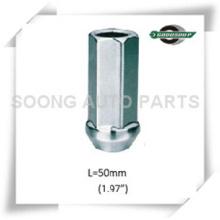 Shining Colored Aluminum Wheel Lug Nuts