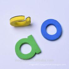 OEM EVA Letter Shaped Fridge Magnet