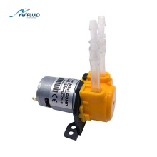 24V micro DC  peristaltic  infusion pump
