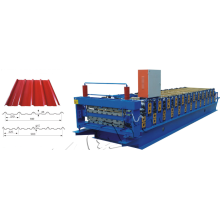 Galvanized Sheet Steel Sheet Machine Metal Roll Roll Forming Machine