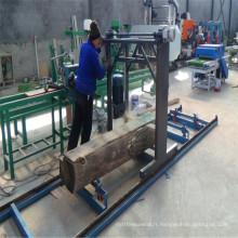 Scie à chaîne en bois Scie à chaîne portative à tronçonner électrique