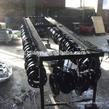 Китай производитель оптовая углеродистая сталь 6 дюймов трубы фланца