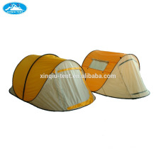 2 homem quente estilo fácil dobrável pop up tenda