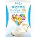 Probiótico recetas de queso yogurt saludable