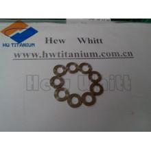 Gr5 M8Titanium flat washer DIN125