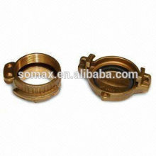 Customized CNC machining parts, brass, aluminum, zinc